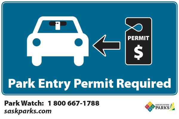 Park Entry Permit Required