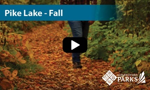 Pike Lake Fall